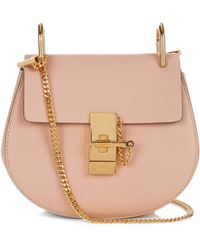 Chloé - Drew Small Leather Cross-body Bag - Lyst