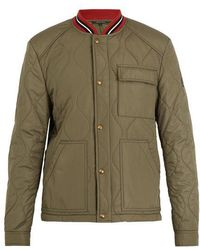Belstaff - Haverford Quilted Padded Jacket - Lyst