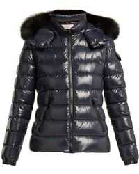Moncler - Badyfur Nylon Quilted Jacket - Lyst