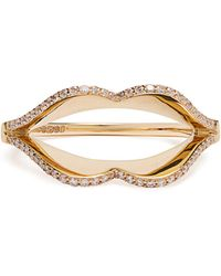 Raphaele Canot - Omg! Diamond & Yellow Gold Ring - Lyst