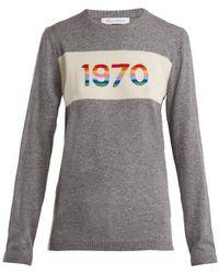 Bella Freud - 1970 Cashmere-blend Jumper - Lyst