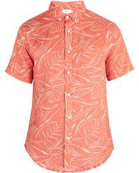 Onia - Jack Cotton Shirt - Lyst