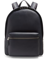 Dunhill - Hampstead Leather Backpack - Lyst