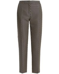 Weekend by Maxmara - Ombrosa Trousers - Lyst