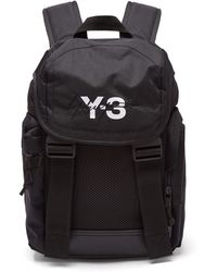 Y-3 - Xs Mobility Logo Print Backpack - Lyst