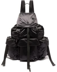 Loewe - Large Nylon Utility Backpack - Lyst