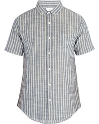 Onia - Jack Cotton Shirt - Lyst