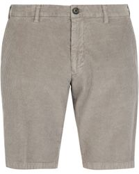 J.W. Brine - Free Donnie Stretch Corduroy Shorts - Lyst