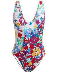 Araks - Teale Floral Print Swimsuit - Lyst