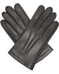 A.P.C. - Florent Leather Gloves - Lyst