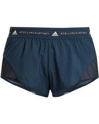 adidas By Stella McCartney - Run Adz Performance Shorts - Lyst