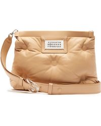 Maison Margiela - Glam Slam Quilted Leather Cross Body Bag - Lyst