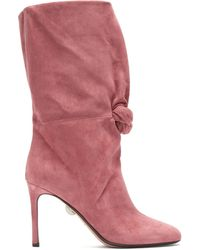 Samuele Failli - Betsy Suede Boots - Lyst