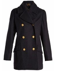 Vivienne Westwood Anglomania - Mosto Wool-blend Pea Coat - Lyst