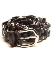 Isabel Marant - Links Leather Belt - Lyst