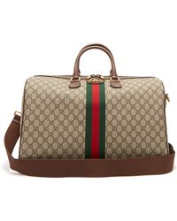 8456b024f5b5de Women's Gucci Luggage and suitcases Online Sale - Lyst