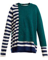 Haider Ackermann - Muscari Striped Sweater - Lyst