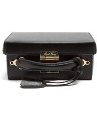 Mark Cross - Grace Small Pebble Leather Shoulder Bag - Lyst