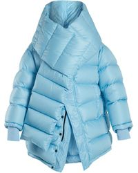 Balenciaga - Outerspace Oversized Padded Jacket - Lyst