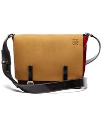 Loewe - X Charles Rennie Mackintosh Milit Messenger Bag - Lyst