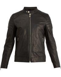 Belstaff - Northcott Leather Jacket - Lyst