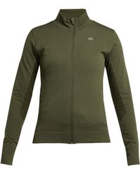Calvin Klein - Seamless Zip Through Performance Jacket - Lyst