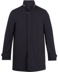 Paul Smith | Loro Piana Detachable-lining Wool Coat | Lyst
