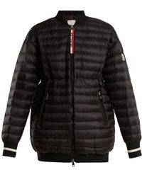 Moncler - Charoite Quilted Down Jacket - Lyst