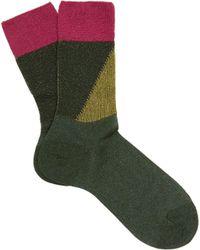 Falke - Vitamin Metallic Socks - Lyst