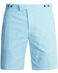 Frescobol Carioca - Ipanema Tailored Swim Shorts - Lyst
