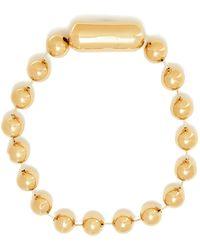 Balenciaga | Oversized Bead-embellished Necklace | Lyst
