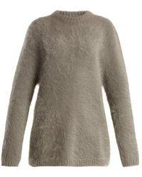 Raey - Oversized Ethical Angora-blend Sweater - Lyst