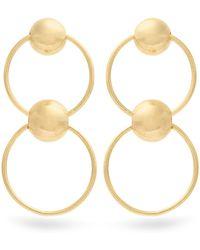 Loren Stewart - Yellow-gold Earrings - Lyst