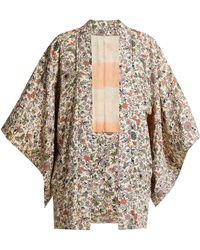 Elizabeth and James - Penny Vintage Kimono - Lyst