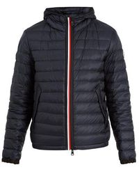 Moncler - Morvan Quilted-down Hooded Jacket - Lyst