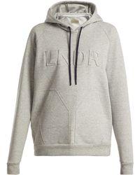 LNDR - University Press Hooded Sweatshirt - Lyst