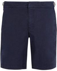 Orlebar Brown - Dane Ii Cotton Shorts - Lyst