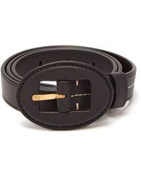 Altuzarra - Arianna Leather Belt - Lyst