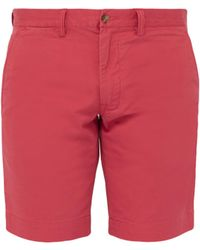 Polo Ralph Lauren - Classic Stretch Cotton Twill Chino Shorts - Lyst