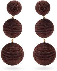 Rebecca de Ravenel - Cindy Drop Earrings - Lyst