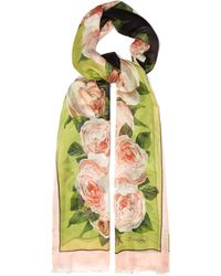 Dolce & Gabbana - Leopard And Rose Bracelet - Lyst