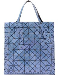 c631f8cae0 Lyst - Bao Bao Issey Miyake Lucent Prism Shopper Bag in Black
