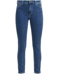 M.i.h Jeans - Bridge High Rise Skinny Jeans - Lyst