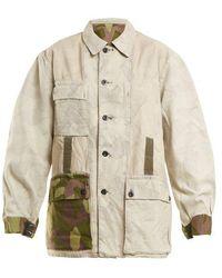 MYAR - 1990s Fij91 Finnish Cotton Jacket - Lyst