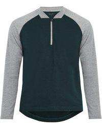 Falke - Half-zip Long-sleeved T-shirt - Lyst