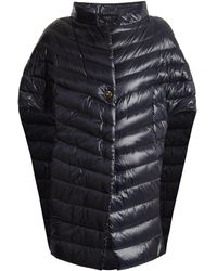 Herno - Sleeveless Down-filled Padded Coat - Lyst