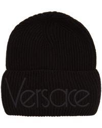 Versace - Palazzo Medusa Head Leather Belt - Lyst