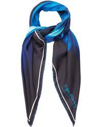 Mary McCartney - Dancer In Blue Print Scarf - Lyst