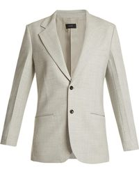 JOSEPH - Grimaud Single-breasted Blazer - Lyst