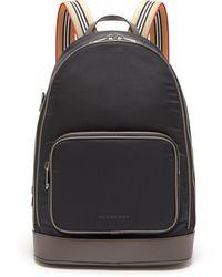 60688c9e8c7f Burberry - Rocco Cay Nylon Backpack - Lyst